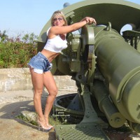 Tia's Big Gun!