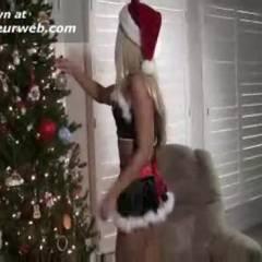 Tempting Santa