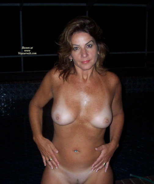 Something milf tan lines nude