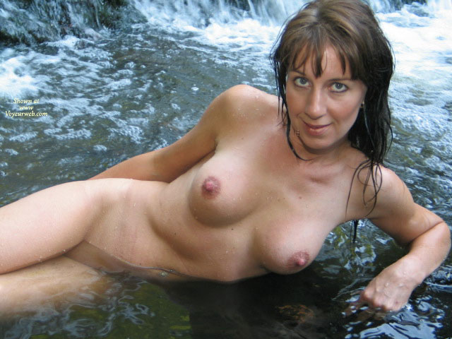 Looking - Shaved, Water , Looking, Shaved, Water, Nude In Water