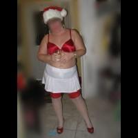 Bbw Santa's Helper