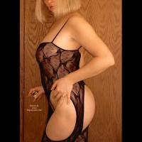Black Body Suit , Black Body Suit, Suspender Body Stocking, Catsuit