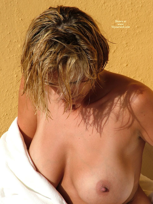 Tan Line - Artistic Nude, Huge Tits , Tan Line, Artistic Lighting, Robe, Jugs, Large Tits, Huge Tits, Huge Boobs