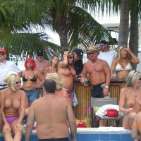 Fantasy Fest 2011 Pool Party