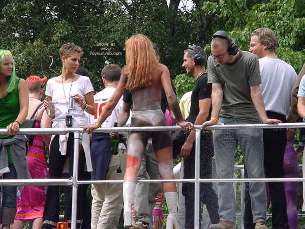 Pic #1 Loveparade 2000
