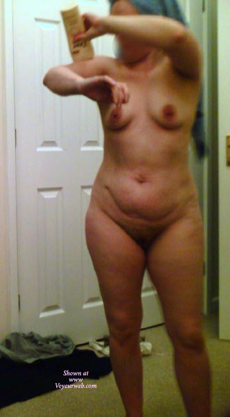 Pic #1My Wife After The Shower
