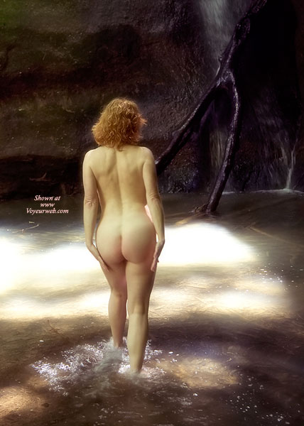 Nude In Nature - Blonde Hair, Nude In Nature, Nude Outdoors, Pale Skin, Round Ass , Nude In Nature, Outdoor Nude, Nude Self Enjoyment, Round Ass, Light Skin Tone, Reddish Blonde Hair, Naked In Grotto, Hourglass Perfection, Pale Skin, Exposed Outdoors, Curly Red Hair
