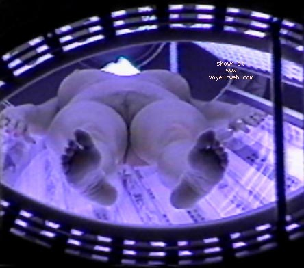 Pic #1 My g/f Tanning 2
