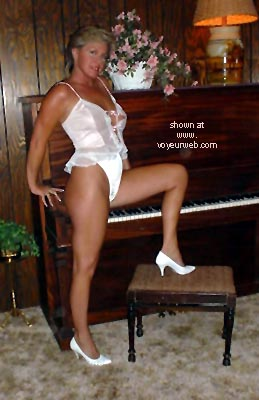 Pic #1 BJ's Piano Lesson