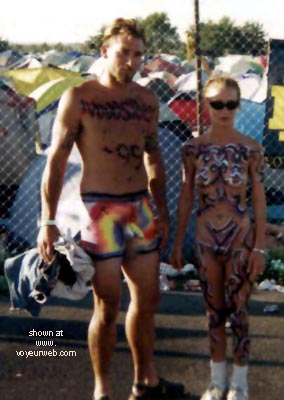 Pic #1 The Breast of Woodstock 99