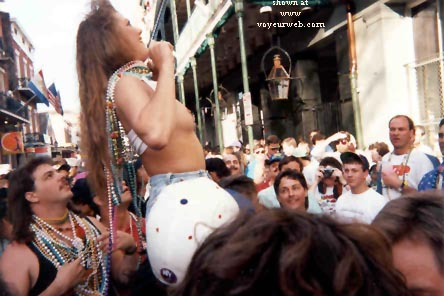 Pic #1 Mardi Gras 80's