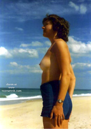 Pic #1 Barb On FL Beach
