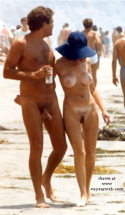 Pic #1 Black's Beach July 4, 1985
