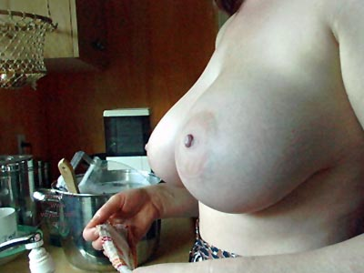 Pic #1 For the Breast Fans