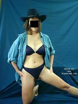 Pic #1 Samantha The Cowgirl