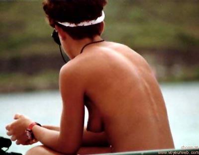Pic #1 Martinique Nude Beach