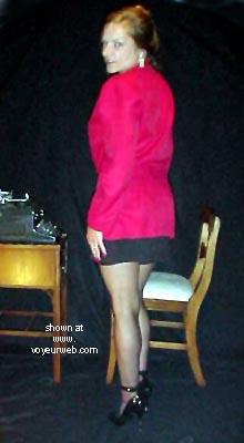 Pic #1 J: D's Secretary
