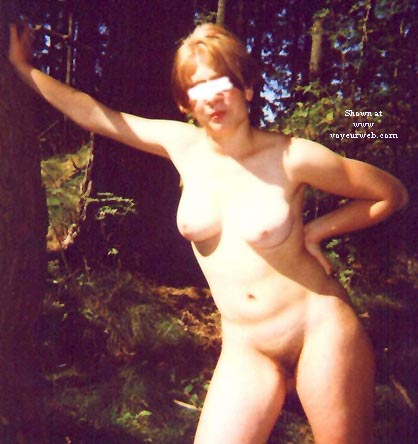 Pic #1 Mary In The Forest