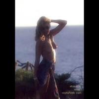 Sondra on the Island I