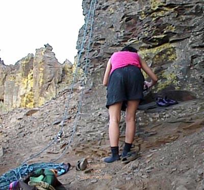 Pic #1 Nude Climb