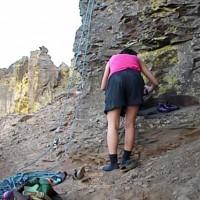 Nude Climb