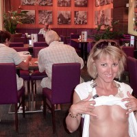 Topless Girl:*MFF Naomi On The Streets - Topless Girls