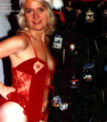 Pic #1 Sheila      Xmas 97