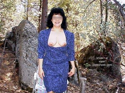 Pic #1 Blue      Dress 3