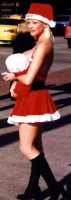 Pic #1 Topless      Santa