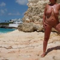 Nude Amateur: On The Beach - Nude Amateurs
