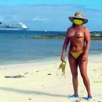 Mary      Ann on the Beach 3