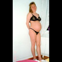 My      pregnant wife #1