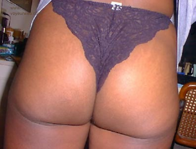 Pic #1 DeAnn      Thonged
