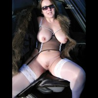 Brunette Sitting In Car With Legs Spread And Tits Out - Brunette Hair, Spread Legs, Naked Girl, Nude Amateur , Fur Coat, Cupless Bra, Nipples Perky, Pussy Wet, Lying Spread Open Wrapped In Fur, White Stockings, Naked In Car, Open Bra, Public Show, String Bra, Outdoor Tits And Pussy In Car, Black And White Chemise With Garters And No Cups, Girl & Car, Full Frontal Seated In Car, Nude In The Front Seat