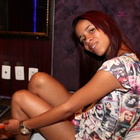Wife's Friend Photos:Melody On A Stripper Pole