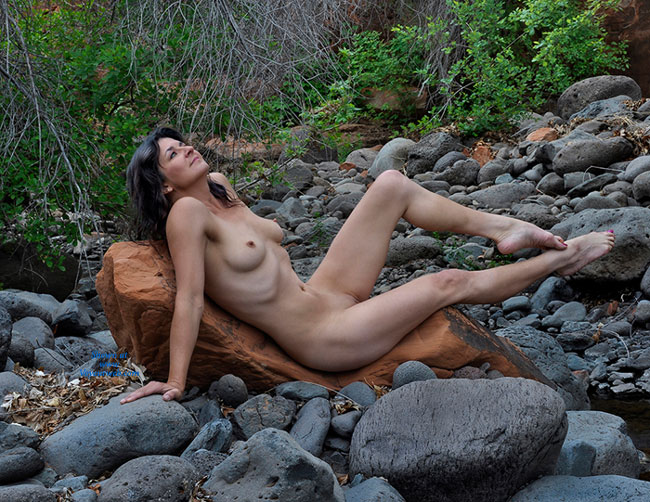 Pic #1Nude Wife:Red Canyon - Nude Wives