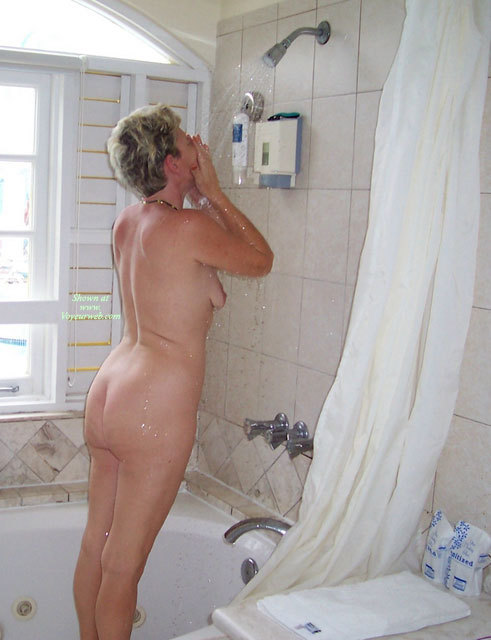 My Wife , Showering Can Be Fun