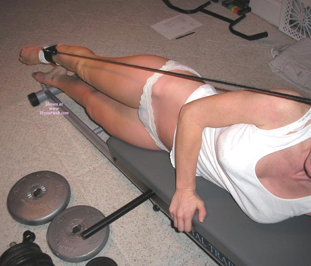 Pic #1*st Need A Workout?