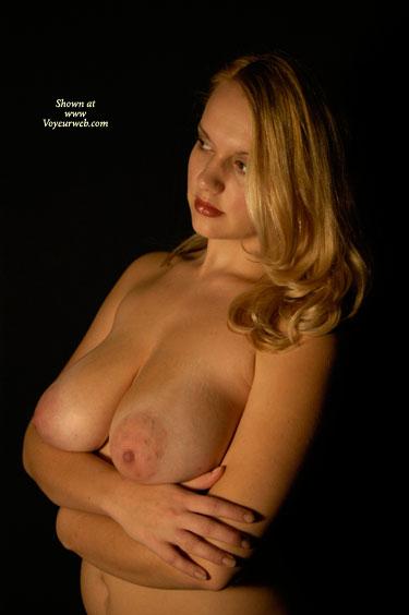 Hugobagos - Big Nipples, Big Tits , Hugobagos, Big Nipples, Blond With Big Natural Boobs, Big Tits, Big Light Areole