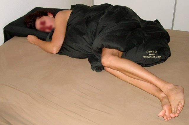Pic #1 Mature Lady Sleeping