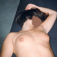 My Wife Laura - Brunette, Bush Or Hairy, Small Tits, Softcore