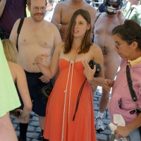 WNBR in San Francisco 3 (Friend of Big Breast Girl)