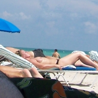 Miami Beach , A Few Of The Girls From Miami Beach