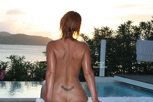 Pic #1Sunset In St Barths