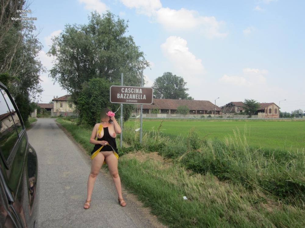 Periferia di Milano , Passeggiando Per Le Strade Di Campagna