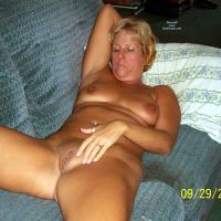 Likes Doing Her Self - Big Tits, Blonde, Mature, Wife/wives