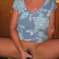 Garden Fresh Fun Pics - Big Tits, Hairy Bush, Mature, Toys , Lily Found A Big Surprise While Harvesting The Squash... She Couldn't Wait To Try It Out For Size