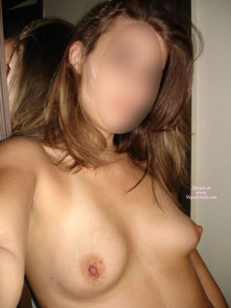 Topless Self Shot - Brown Hair, Brunette Hair, Dark Hair, Erect Nipples, Perky Tits, Small Tits, Topless, Naked Girl, Nude Amateur, Topless Wife , Topless Selfshot, Bedroom Eyes, Self Pic, Bold Eyebrows, Shooting Myself, Bare Breasts, Perky Nude Nipples, Topless Self-shot, Nudity