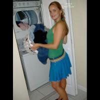 Sarah - Dirty Girl Dirty Clothes