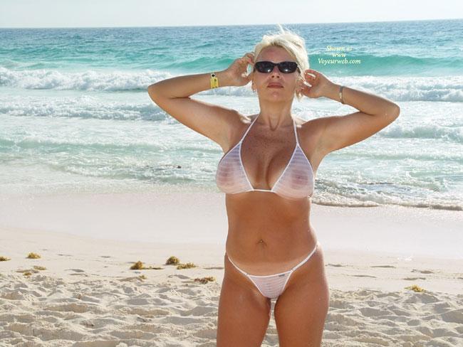 Pic #1Lexiegirl At The Beach